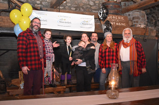 Rigaud sugar shack helps a courageous child's dream come true