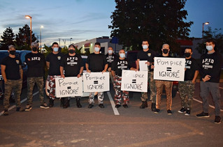 Vaudreuil-Dorion firefighters' union bring their grievances to city council