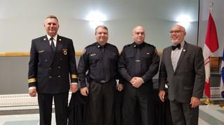 Pincourt emergency responders honoured for their lifesaving intervention