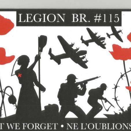 Legion news