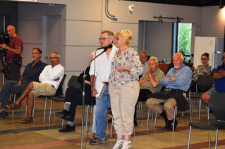Deluge of questions from flood victims inundates Rigaud council meeting
