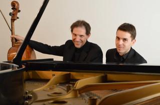 Hudson Chamber Music Series welcomes Mauro Bertoli and Paul Marleyn