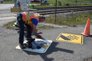Rail track safety is focus of Operation Lifesaver campaign