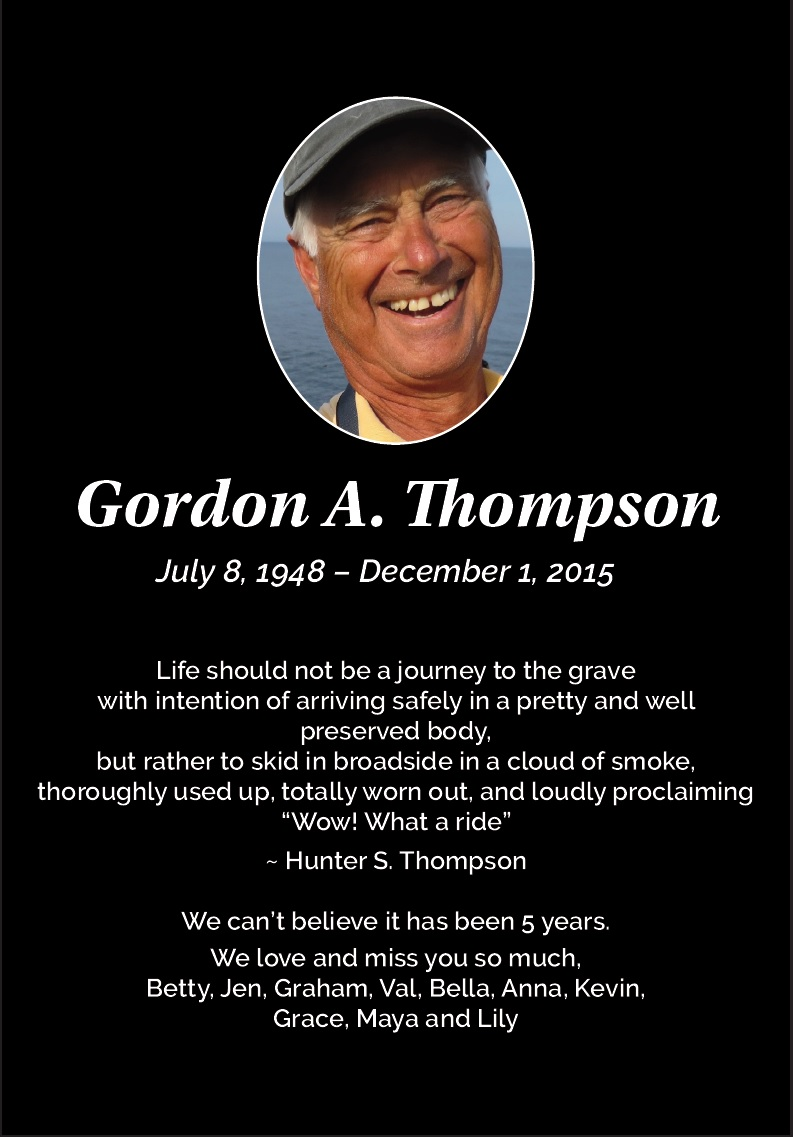Gordon A. Thompson