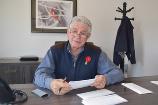 Winter housing for Rigaud flood victims on mayor's agenda