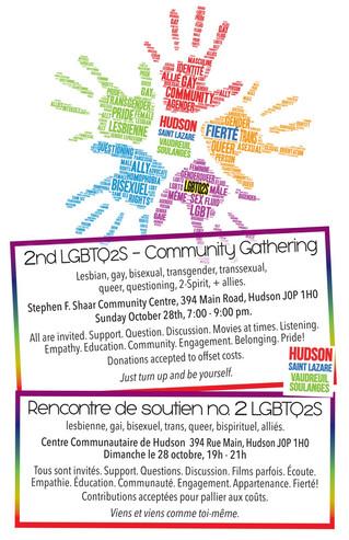 LGBTQ2S Community Gathering