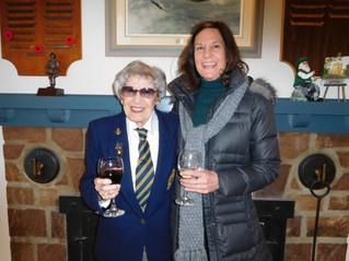 World War II nurse Maxine Bredt invited to attend 100th Anniversary of Battle of Vimy Ridge