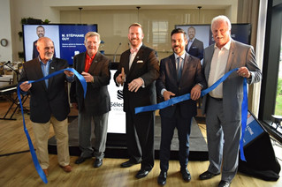 Sélection Vaudreuil celebrates official inauguration and first anniversary