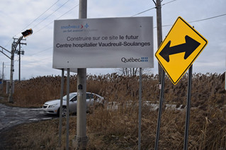 Supporters disappointed with decision to relocate Vaudreuil-Soulanges hospital site