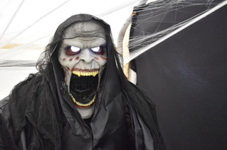 Saint-Lazare haunted house display will go ahead this Saturday despite SQ visit