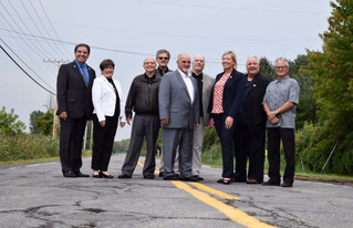 Repaving for Vaudreuil-Dorion's notorious Route Harwood