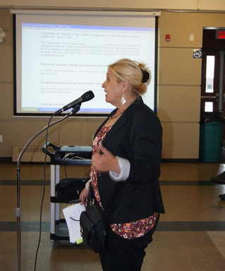 Flood issues dominate Rigaud council meeting question period
