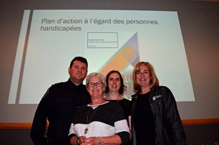 Pincourt's first public consultation on improving lives of the handicapped draws many suggestions