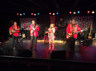 The British are coming to the Hudson Village Theatre