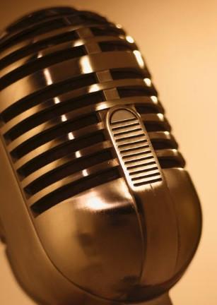 Kafé Poe open-mic night