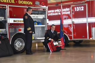 Vaudreuil-Dorion Fire Department announces improved services