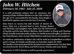 John W. Hitchen