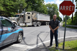 St. Lazare councillor questions timing of traffic roundabout land purchase