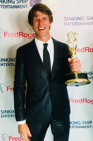 Former Hudsonite shares Emmy Award