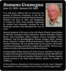 Romano Gramegna