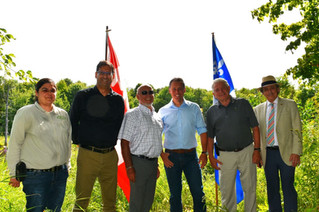 Rigaud Mountain receives federal funding for forest protection