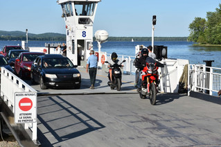 Oka/Hudson Ferry faces dredging issues and parking problems