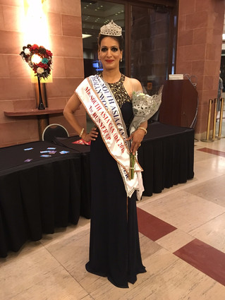 'Age is just a number' says pageant winner