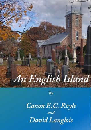 Book launch - An English Island