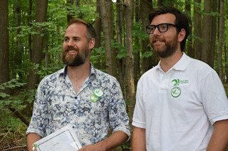 Federal Green Party candidate supports preservation of Pincourt's Rousseau Wetlands