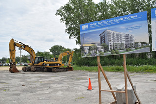 New residential high-rise complex slated for Harwood Boulevard in Vaudreuil-Dorion