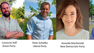 Five federal Vaudreuil-Soulanges candidates in upcoming political debate