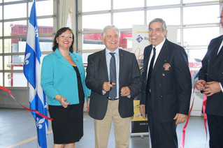 Rigaud welcomes new Fire Hall