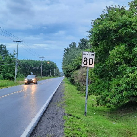 Speed reduction in NDIP