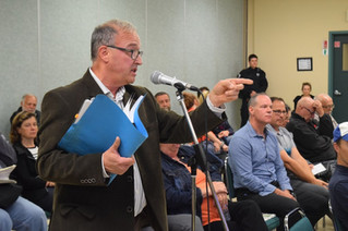 Irate resident blasts St. Lazare councillor for 'personal attack' against family
