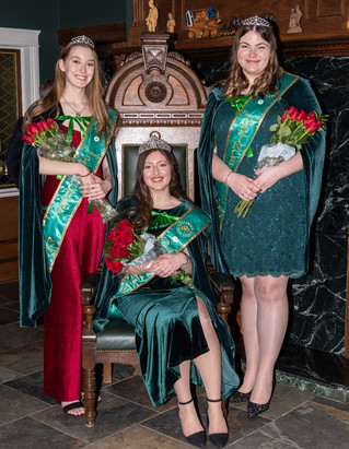 Queen of 2020 Soulanges Irish Society's St. Patrick's Parade in Hudson named
