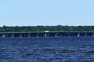 Motorists face continued Île-aux-Tourtes Bridge repairs