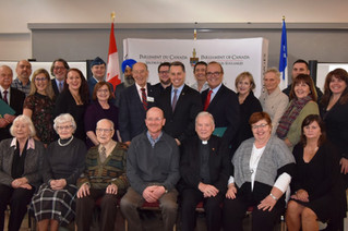 Vaudreuil-Soulanges community builders receive recognition