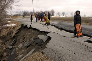 Sainte-Justine-de-Newton landslide raises regional concern