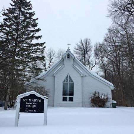 Saint Mary's looking to sell Parish Hall