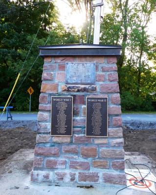 Missing information sought for Vaudreuil-Soulanges War Memorial (Cenotaph)