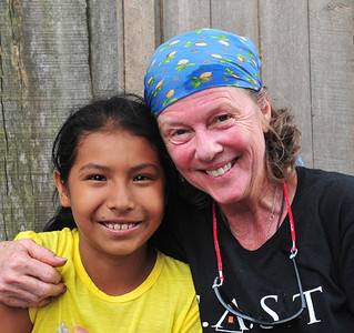 Volunteering in the slums of Pucallpa Peru with the Pure Art Foundation