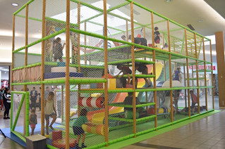 Free indoor park officially opens as part of Pincourt Mall revitalization