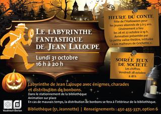 Halloween in Vaudreuil-Dorion