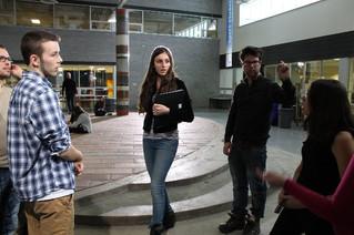 Silent Majority Film shoots in Pincourt