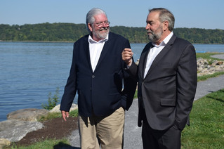 Mulcair endorses Hudson mayoral candidate Bill Nash