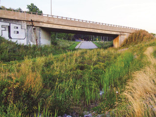 St. Anne's temporary access road at Exit 41 will be ready by mid-September