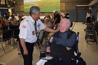 South Korean Ambassador pays tribute to Canadian Korean War veterans