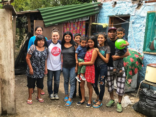 Champs de Rêves seasonal gardener safely back home with family in Mexico