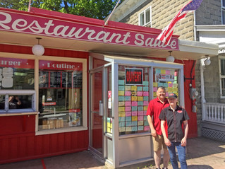 Hudson's Chez Sauvé serving the public good