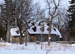 Maison Robillard restoration in Ste. Anne's to be completed by early fall